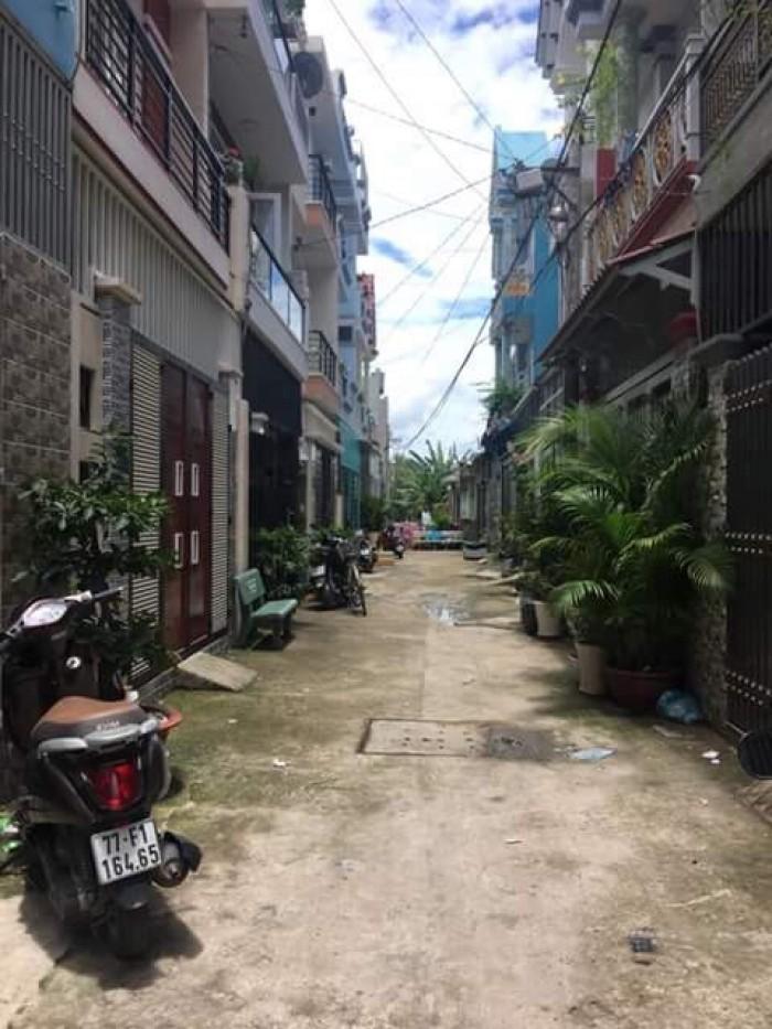 Bán Nhà Hẻm Đường HT13, phường Hiệp Thành, Quận 12