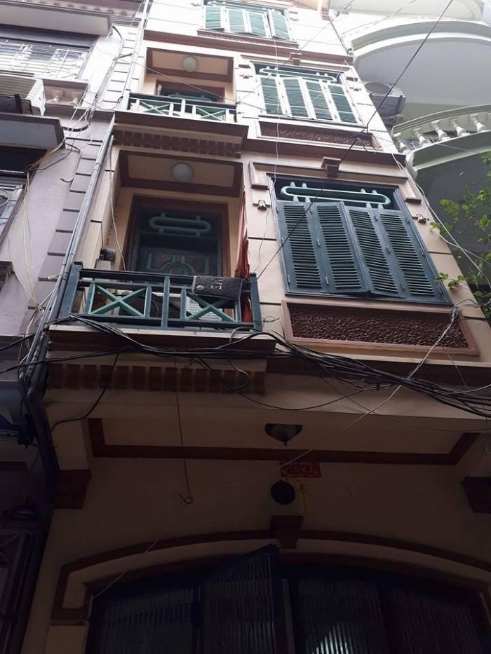 Bán nhà ngõ 72 Tôn Thất Tùng 5 tầng, 30m2