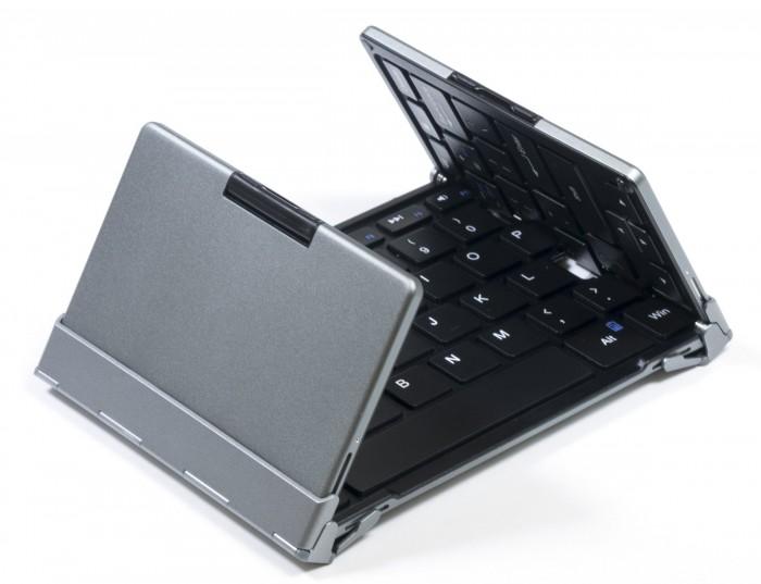 Bàn phím gập mini không dây Plugable Bluetooth Folding Keyboard1