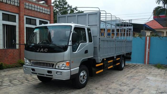 sản xuất năm 2017 Số tay (số sàn) Dầu diesel JAC Khác