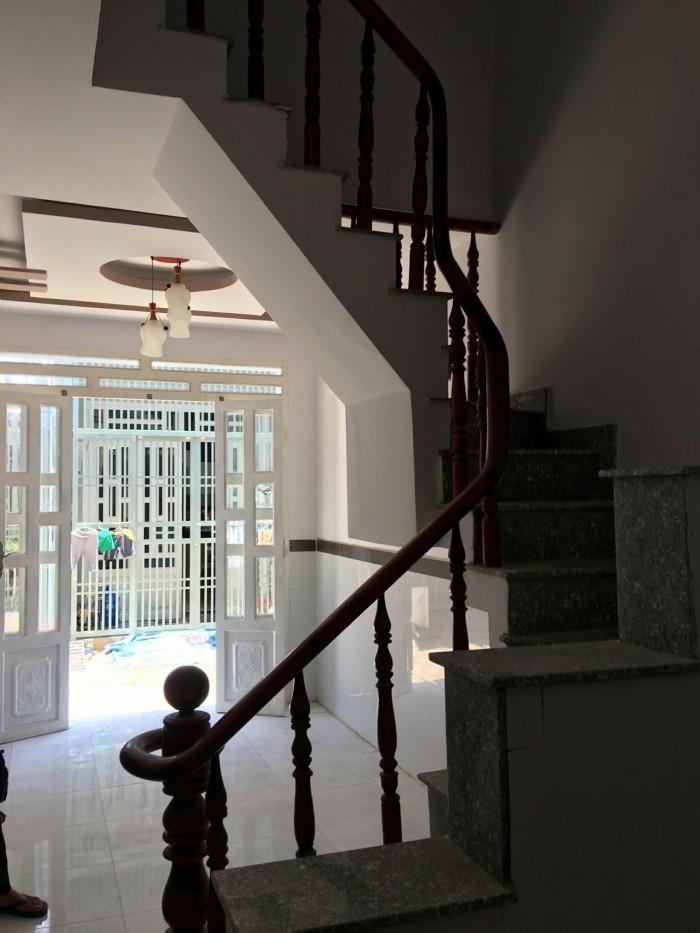 Nhà ở quận 12 sh 1 lầu mới tặng nội thất cao cấp