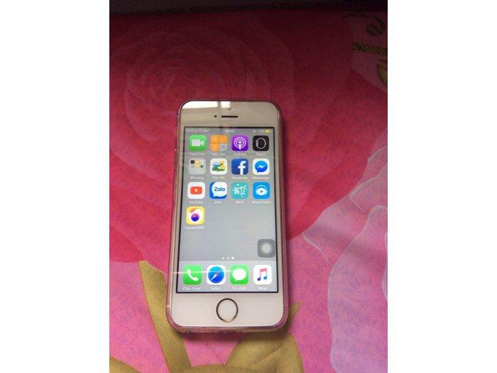 Iphone 5s 16gb màu vàng2