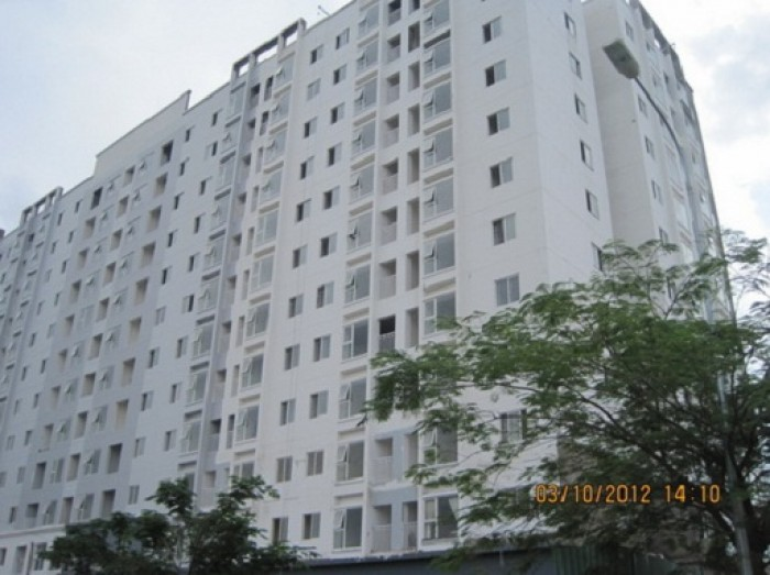 Bán căn hộ Hai Thành Q.Bình Tân, DT 53m