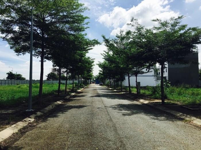 Bán gấp 5 lô đất nền dự án Quận 2 mặt tiền Nguyễn Thị Định gần trường tiểu học