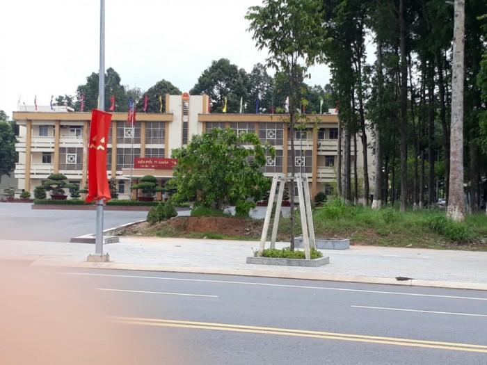 Bán đất Tọa lạc ở vị trí trung tâm của thị xã Bến Cát