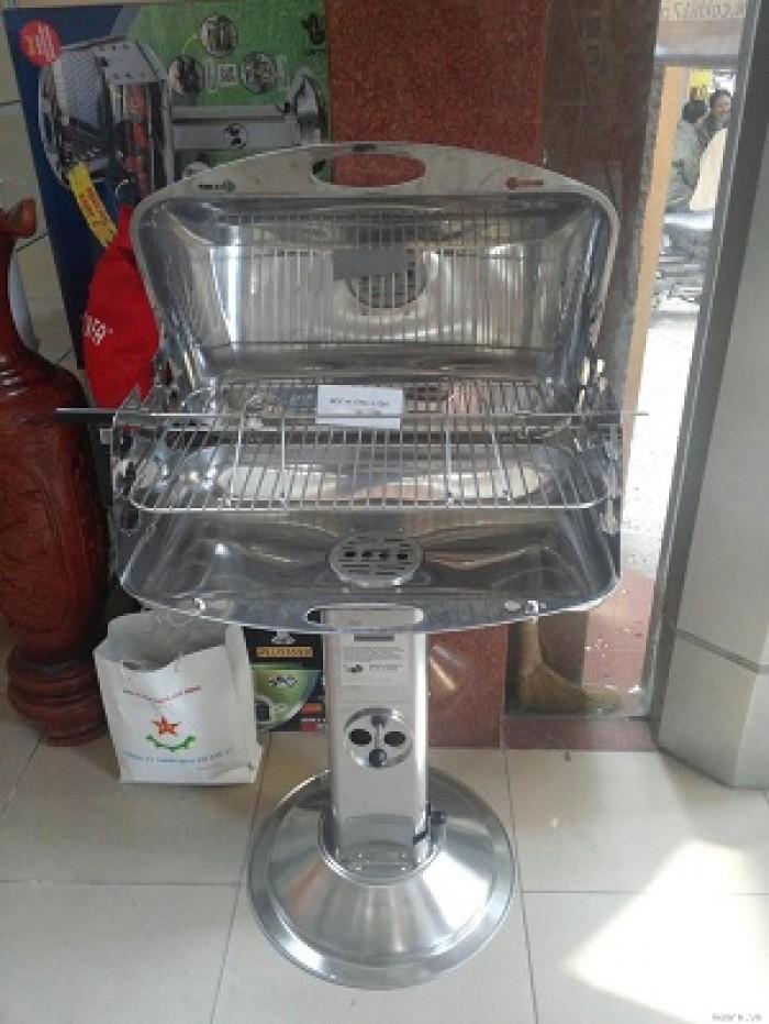 Bếp nướng inox dùng ngoài trời Landmann 11285, bếp nướng gia đình Việt2