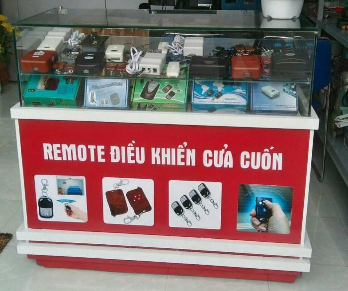 Remote Cửa Cuốn