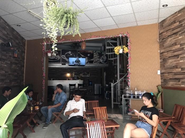 Cần sang gấp quán cafe mặt tiền đường Nguyễn Tư Giản, phường 12 - Quận Gò Vấp