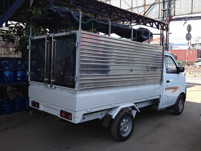 Xe dongben dưới 1 tấn 870kg - 810 kg- 770kg, xe bán chạy 2017