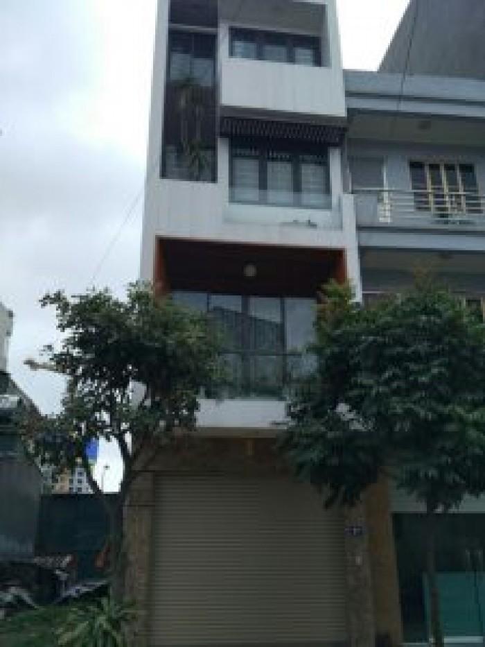 Bán Nhà 4 Tầng Trần Phú Văn Quán Hà Đông- Ngõ thông Rộng