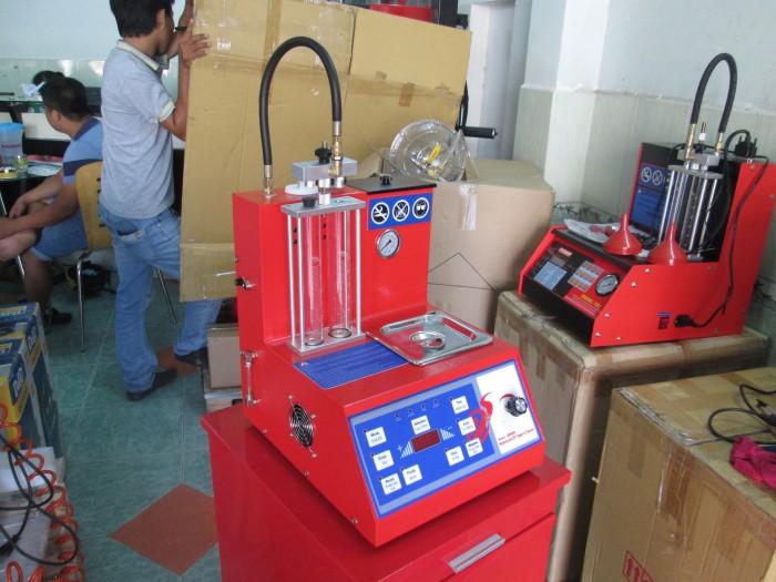 Nơi bán máy vệ sinh kim phun xăng điện tử AI600 giá rẻ tại tp HCM