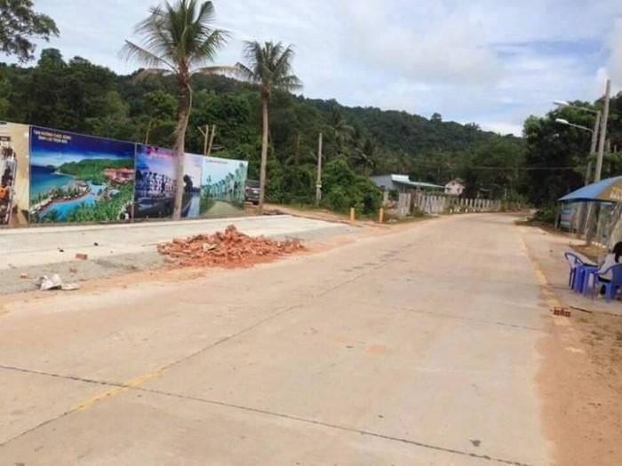 Bán đất nền nằm ngay MT đường Cây Thông Ngoài, xã Cửa Dương, Phú Quốc.