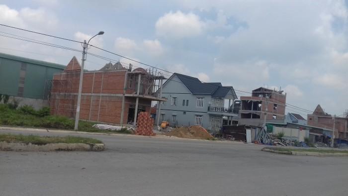 Đất khu tái định cư ĐHQG TPHCM