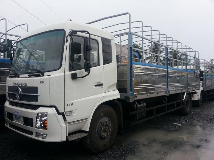 xe dongfeng 8 tan dongfeng 9 tan can mua xe tai thung 8 tan 9 tan xe dongfeng hoang huy B170