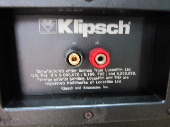 Loa klipsch (made in usa)0