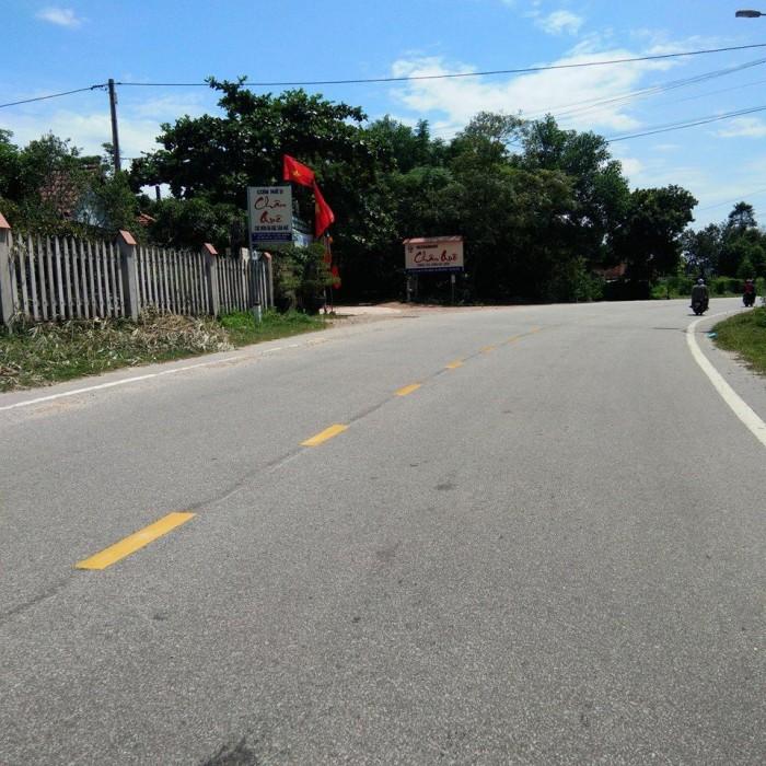 Mở bán 4 lô đất Long Mạch mặt tiền đường Khải Định