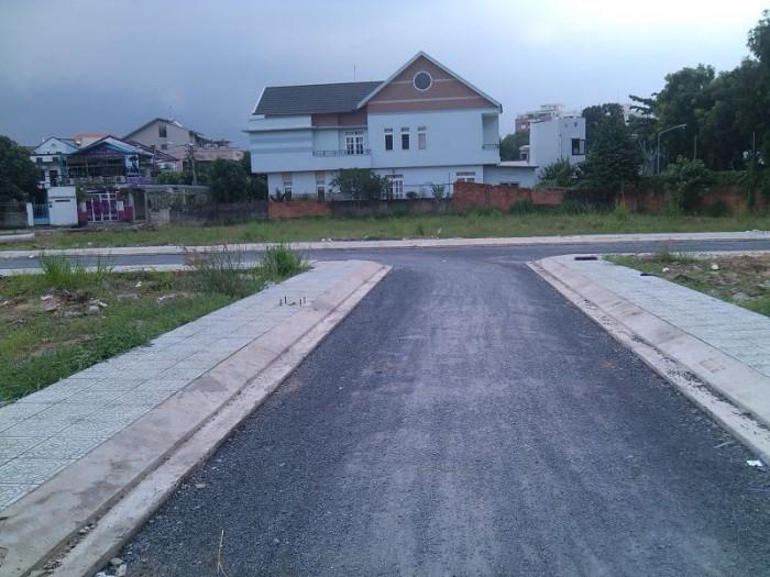 Đất Nền Chính Chủ Ngay Ngã 3 Đinh Đức Thiện_ Huỳnh Văn Trí ,SHR, XDTD,Nhựa 20m.