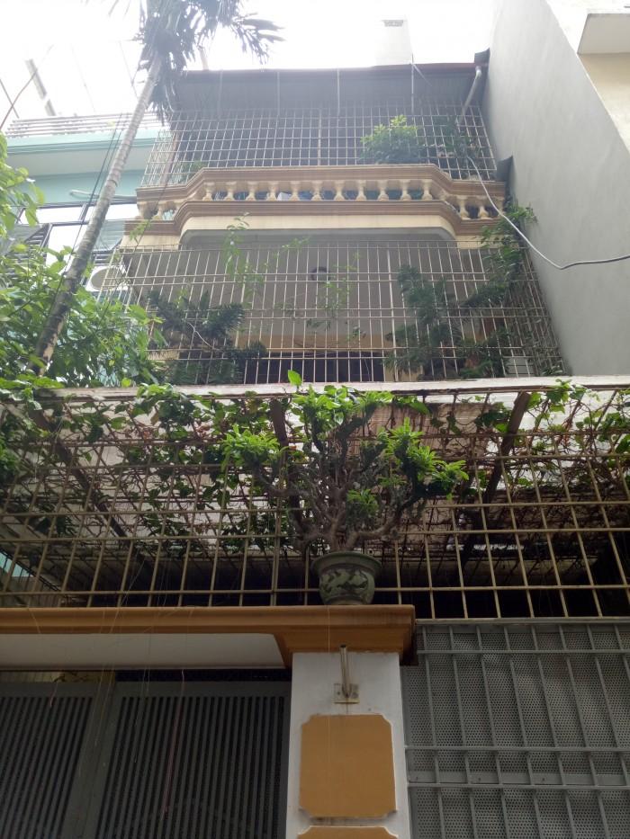 Nhà Nhân Hòa-Thanh Xuân 66m