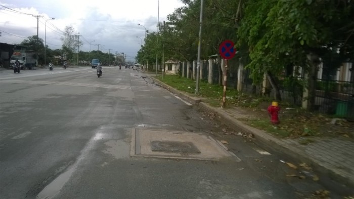 2000m2 đất vườn mt đường Long Hậu xã Hiệp Phước huyện Nhà Bè