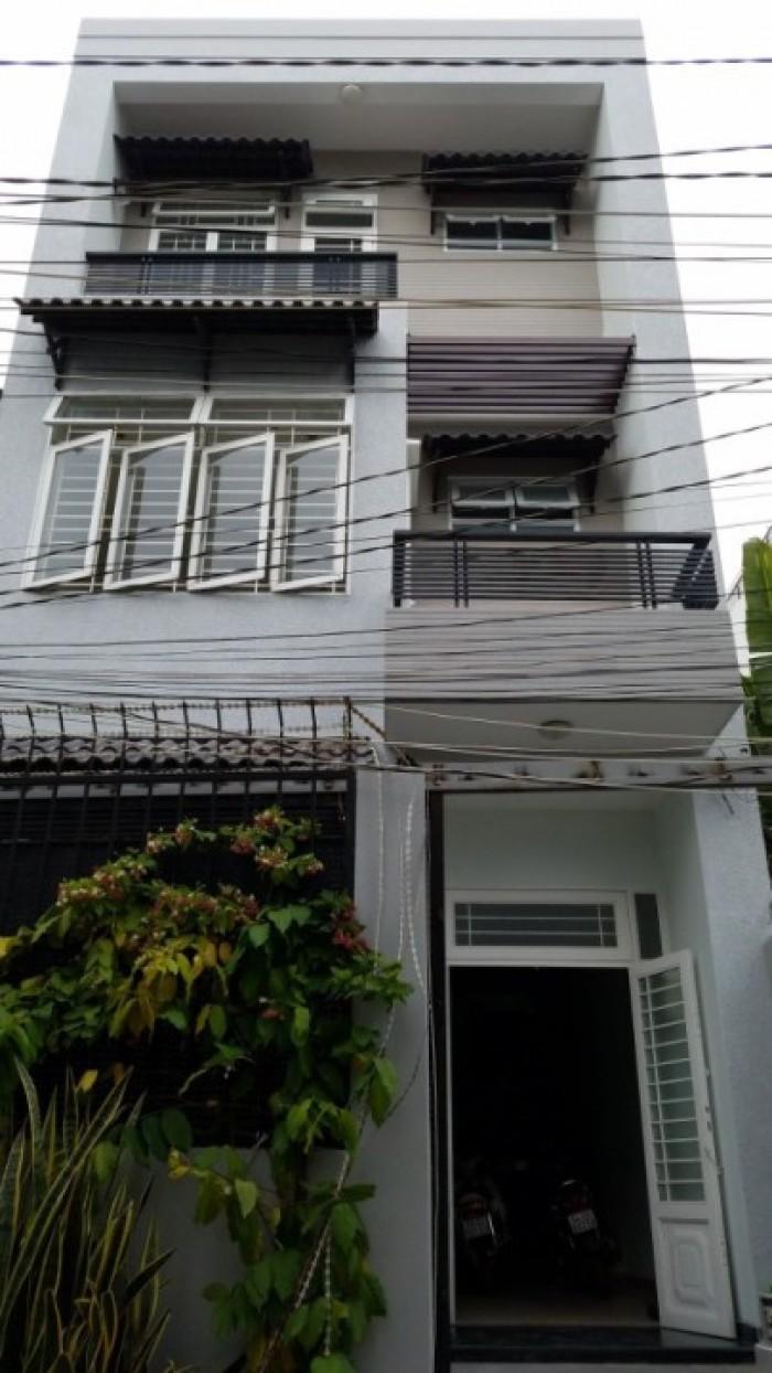 Nhà cấp 3 hxh đường Lâm Văn Bền phường Tân Kiểng Quận 7