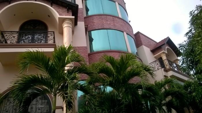 Biệt thự góc 2 mt đường 69 kdc Tân Quy Đông P.Tân Phong Quận 7
