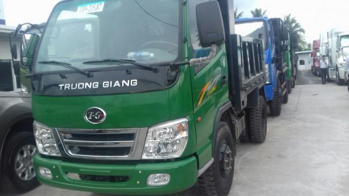 Bán xe ben Trường Giang Trả Góp 1