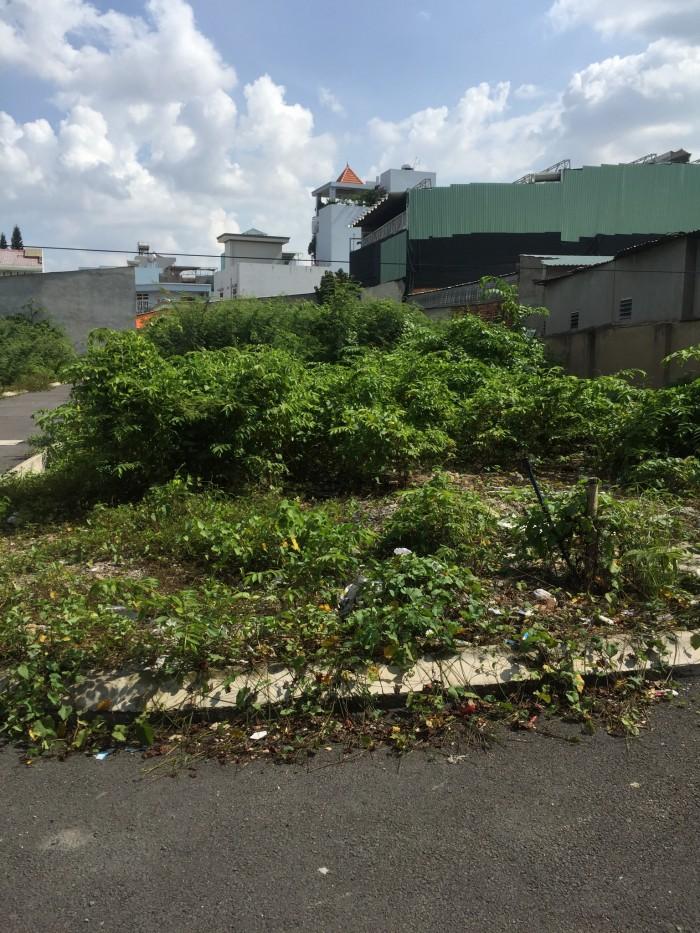 Đất Mới Q2 P Bình Trưng Đông Đường Lê Văn Thịnh Giao Nguyễn Duy Trinh DT 4x14 = 56m2