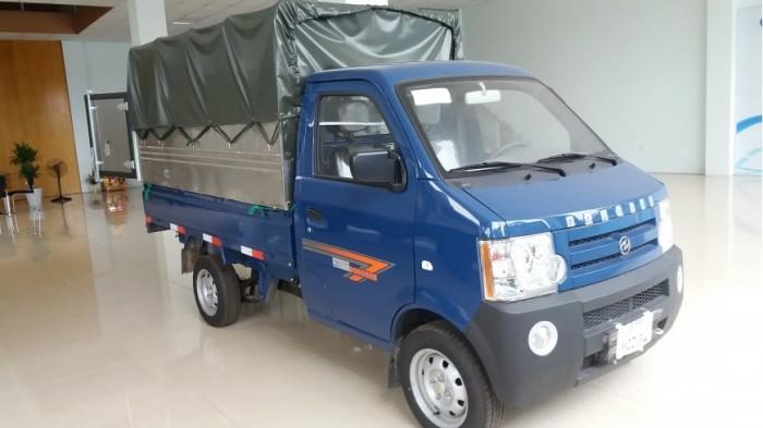 Xe tải nhỏ Dongben - xe dưới 1 tấn giá tốt tại Bình Dương