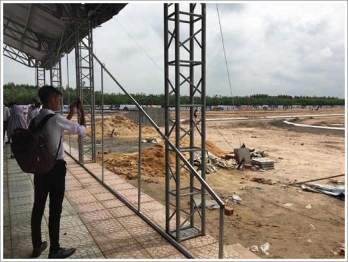 Đất Thổ Cư,183 Huỳnh Hữu Trí,B.Chánh,100m2,Shr