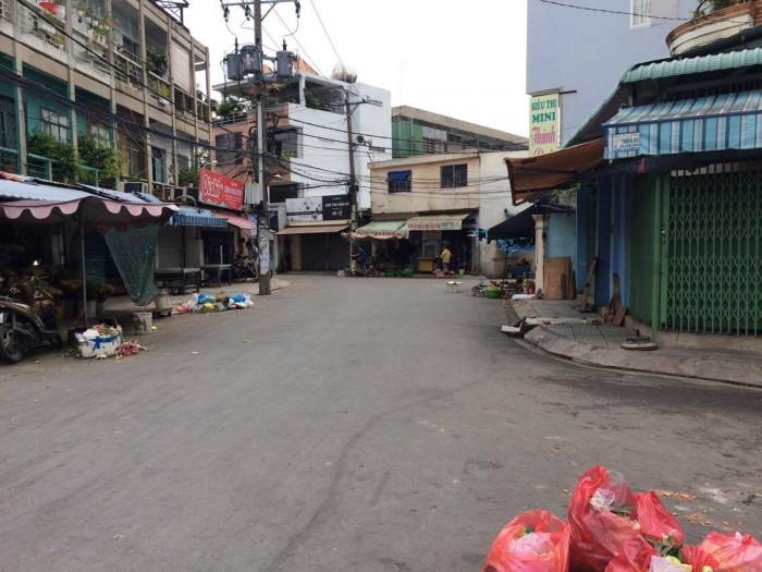 Nhà Cần Bán Gấp Nhà Cư Xá Phú Lâm A Phường 12 Quận 6 TPHCM