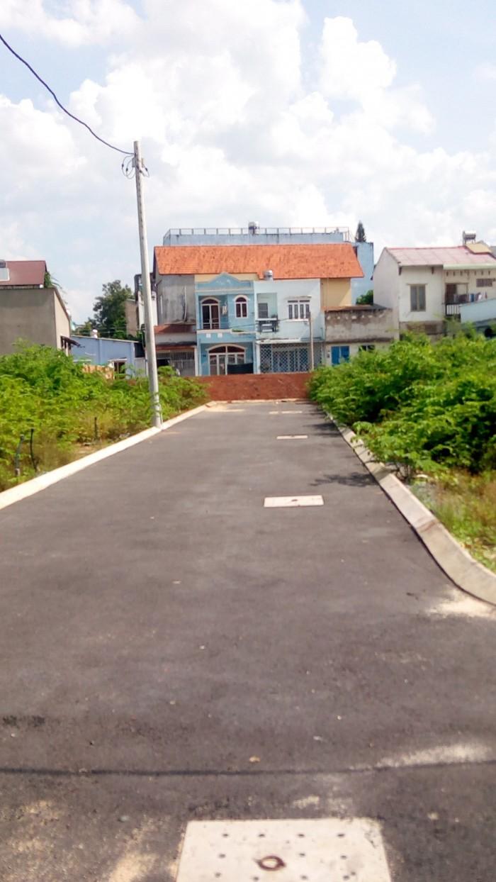 Đất thổ cư 4x13= 52m2 Quận 2 Lê Văn Thịnh giao Nguyển Duy trinh mặt tiền đường 6m xe hơi