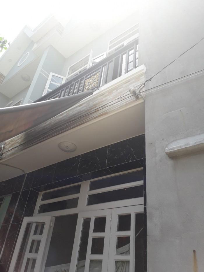 Bán nhà đẹp, Huỳnh Tấn Phát, Nhà Bè, DT 3x8m, 2 tầng