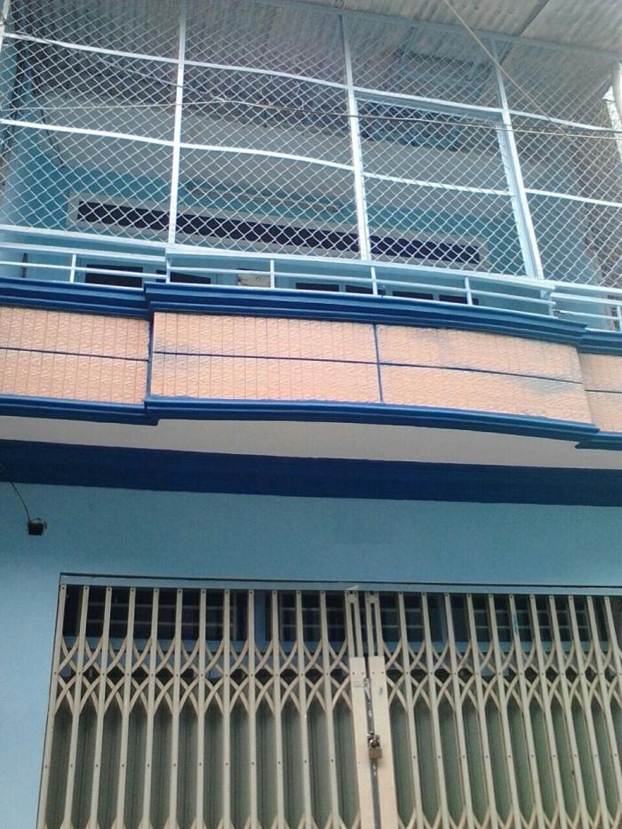 Cho Thuê Nhà 40/2  Đường Số 27 , p Sơn Kỳ . Tân Phú . 4x8m , Nhà 1 Lầu