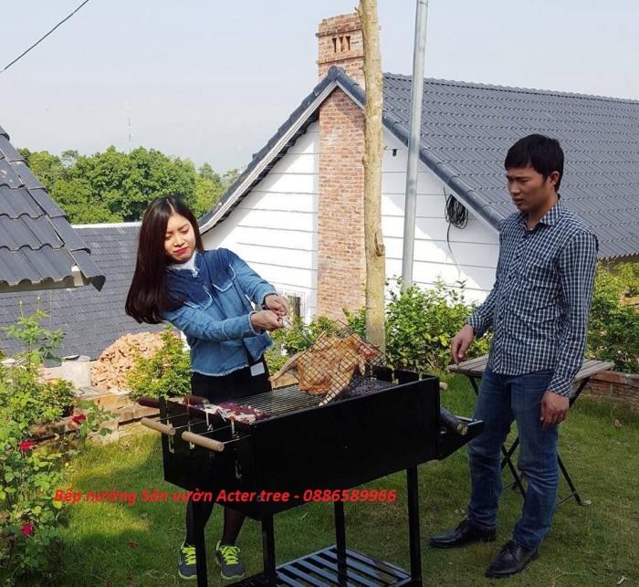 Chuyên cung cấp các loại bếp nướng sân vườn, bếp nướng mini gia đình3