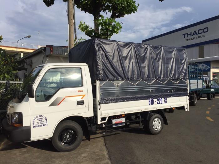 Xe tải Kia 1,25 tấn - Kia 1,9 tấn mới 2017 thùng theo yêu cầu khách hàng. hỗ trợ vay trả góp thủ tục nhanh.