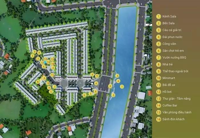 Mở bán đất nền KDC Nam Long Đại Phúc thổ cư 100%