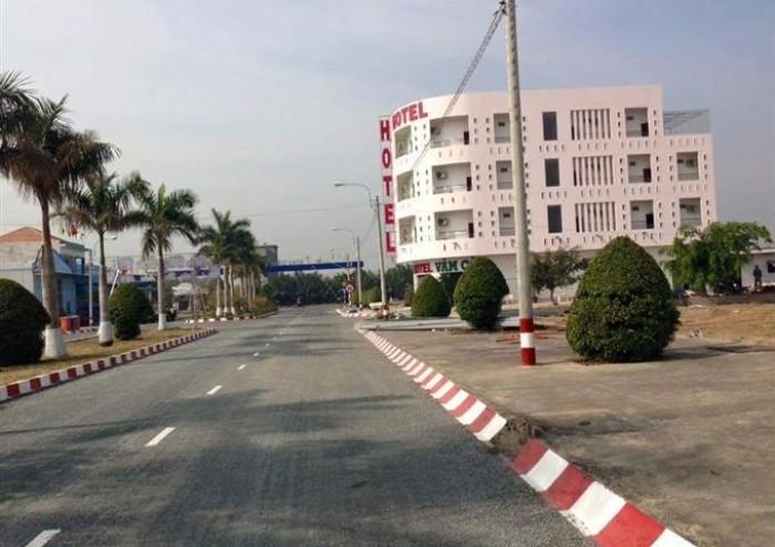 Đất mới ra sổ mặt tiền đường Nguyễn Văn Bứa - Hóc Môn