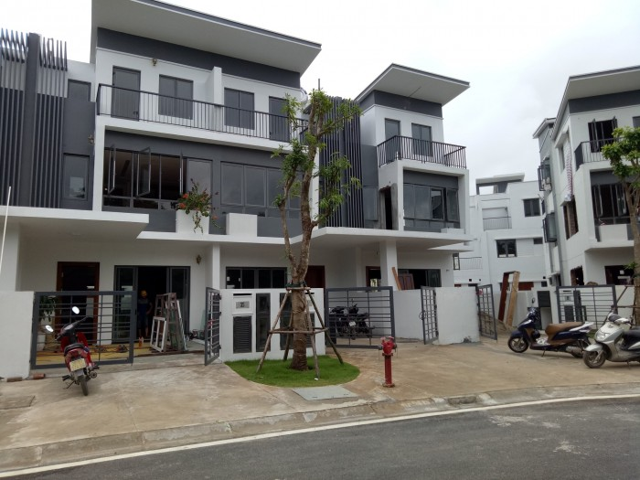 Liền kề ST3 Gamuda, chiết khấu 450 triệu. Thanh toán 30% nhận nhà, trả chậm 48 tháng.
