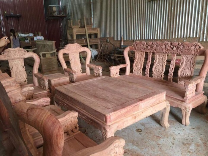 Đồ gỗ nội thất cao cấp  sản phẩm ung ý20
