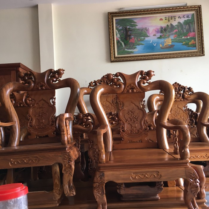 Đồ gỗ nội thất cao cấp  sản phẩm ung ý2