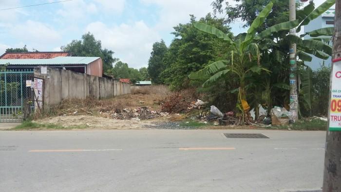 Kẹt Tiền Sang Gấp 331m2 đất ở, MT HL11 (Đoàn Nguyên Tuấn), Hưng Long, Bình Chánh
