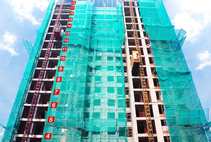 Chính chủ xuất ngoại, bán gấp căn hộ 8x Rainbow, cuối năm nhận nhà, 63m2 giá 1,2 tỷ
