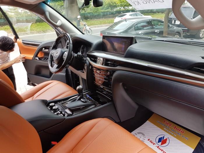 Lexus LX570 sản xuất năm 2015 Số tự động Động cơ Xăng