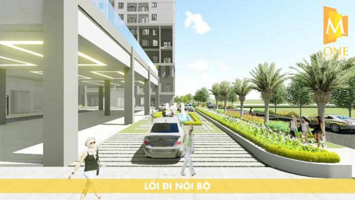 Chính chủ cần bán căn hộ Officetel MOne Nam Sài Gòn, đường Bế Văn Cấm, Quận 7