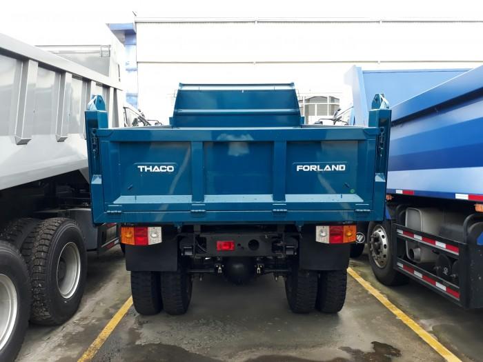 Xe ben Forland của tập đoàn Foton 6 tấn 2 cầu 5