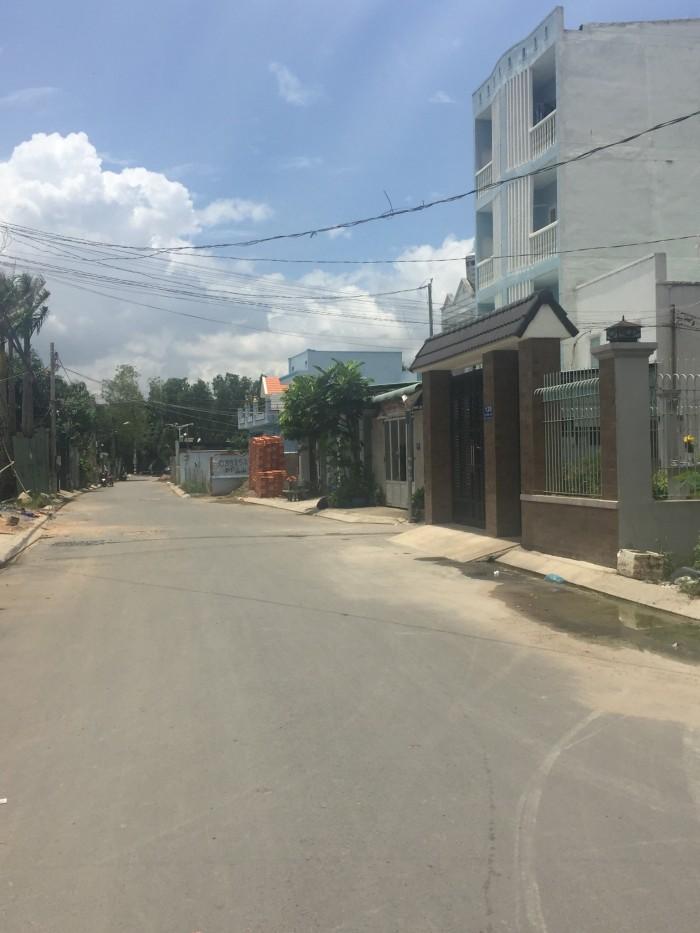 Chính chủ cần sang nhượng gấp 60m2 đất thổ cư đường làng tăng phú, shr,đường ô tô