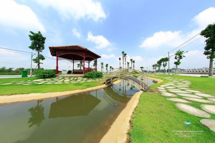 Bán đất nền Khu Đô Thị Thương Mại Dịch Vụ Du Lịch Sinh Thái
