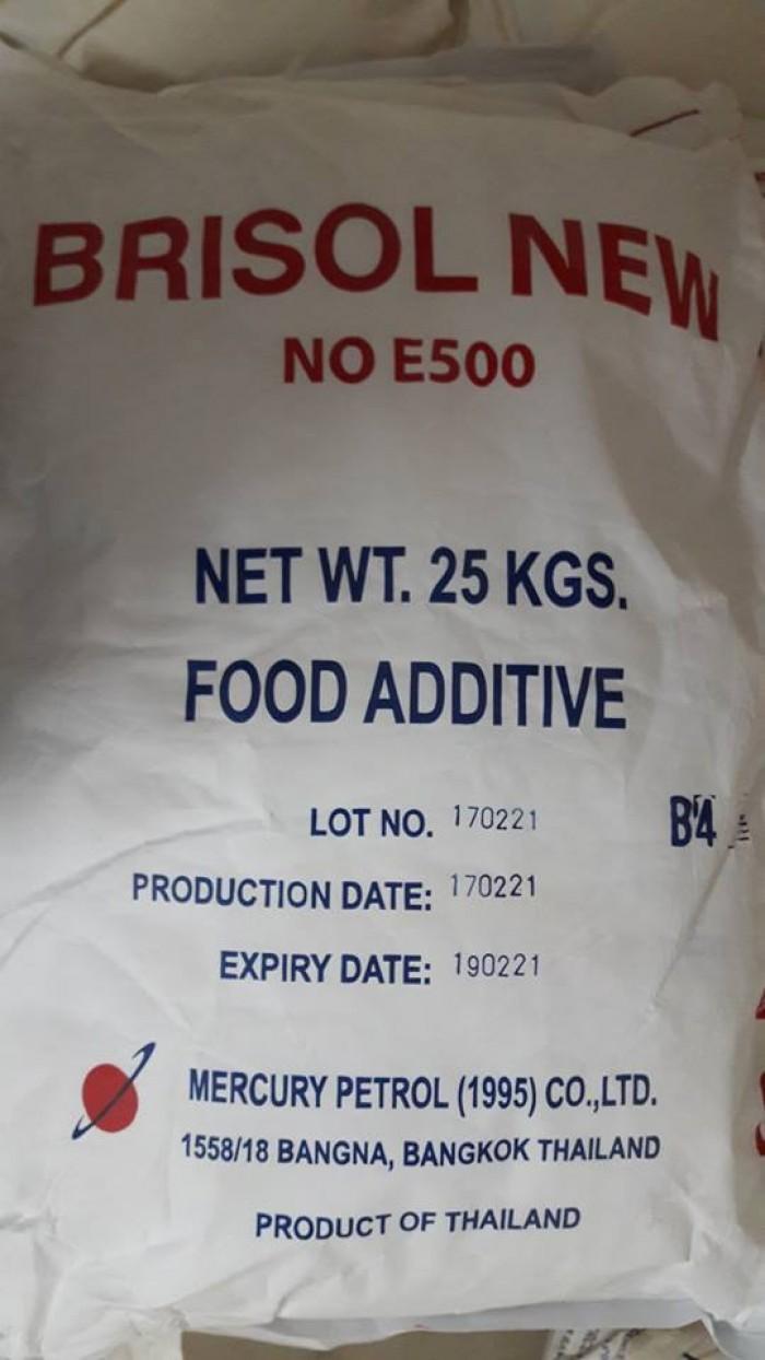 BRISOL New No E500  Non - Phosphates    dùng tăng trọng cho Cá, Tôm