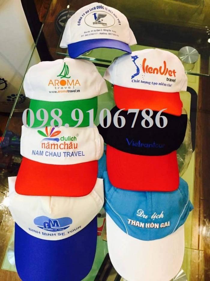 Xưởng May Mũ Nón Lê Minh  Mũ may, in thêu, bán  buôn, giá rẻ, mũ sự kiện