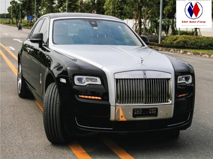 Rolls-Royce Ghost sản xuất năm 2016 Số tự động Động cơ Xăng
